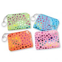 Star Coin Purse Backpack Pulls