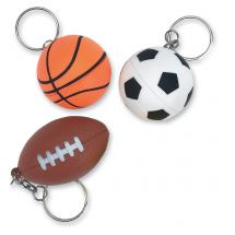 Sports Squeeze Ball Backpack Pulls