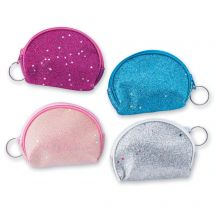 Glitter Coin Purse Backpack Pulls