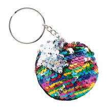 Color Changing Sequin Ball Pulls