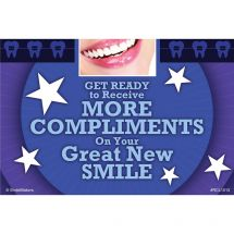 More Compliments Smile Recall Cards
