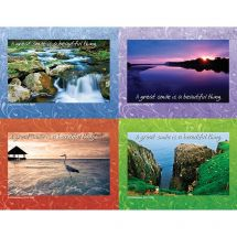 BEAUTIFUL THING SCENES LASER CARDS