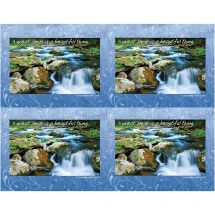 STREAM BEAUTIFUL THING LASER CARDS