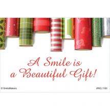 A Smile is a Gift Recall Cards