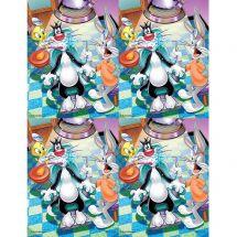Looney Tunes Dental Visit Laser Cards
