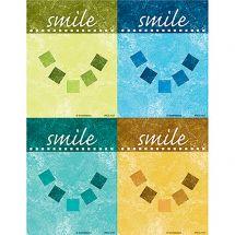 Smile Tiles Laser Cards