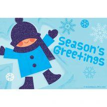 Season's Greetings Playful Recall Cards