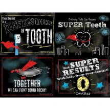 Assorted Super Tooth Laser Recall Ca