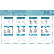 Eyeglasses Calendar Recall Cards