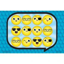Emoji Eye Recall Cards