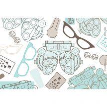 Custom Optometry Recall Cards