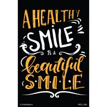 Healthy Smile Is Beautiful Recall Cards