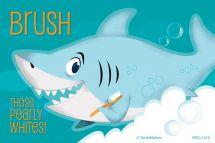 Custom Finn the Shark Recall Cards