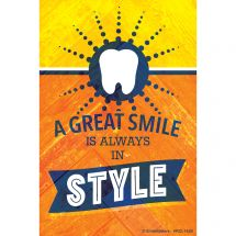 Custom Smile In Style Recall Cards