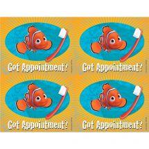 Finding Nemo Got Appt? Laser Cards