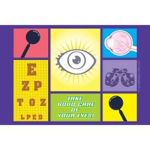 Take Care of Your Eyes Recall Cards