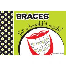 Beautiful Braces Recall Cards