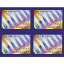 Up Close Toothbrush Laser Cards