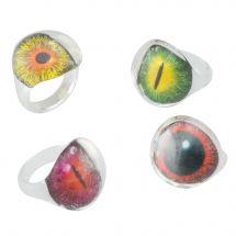Snake Eye Rings