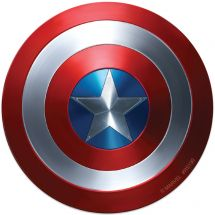 Captain America Shield Re-stickables