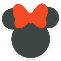 Minnie Mouse Re-stickables