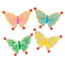 Sticky Butterfly Tumbler