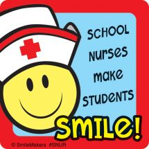 School Nurse Stickers