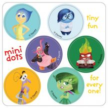 Disney*Pixar Inside Out Mini Dot Stickers