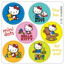 Hello Kitty Mini Dot Stickers