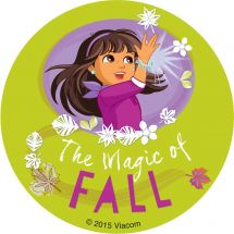 Dora & Friends Fall Fiesta Stickers