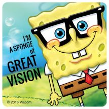SpongeBob SquarePants™ Great Vision Stickers