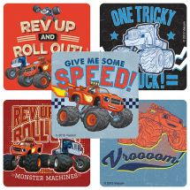Blaze and the Monster Machines: Rev Up Stickers