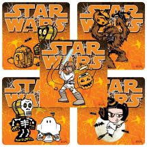 Star Wars: Halloween Stickers