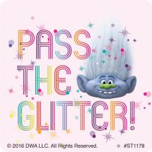 DreamWorks Trolls Stickers
