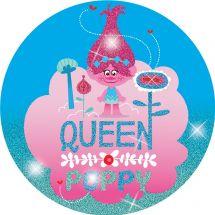 DreamWorks Trolls Glitter Stickers
