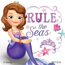 Sofia the First: Pearl of the Sea Stickers