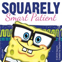 SpongeBob SquarePants Patient Stickers