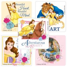 Belle - Beauty and the Beast Sticker