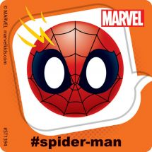 Marvel Emoji Stickers