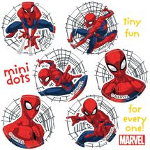 Spider-Man Mini Dot Stickers