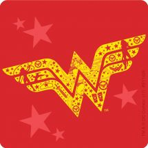 Wonder Woman Logo Stickers