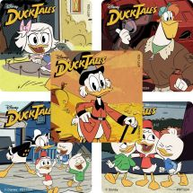 DuckTales Stickers