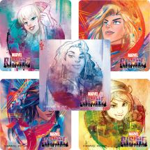 Marvel Rising: Secret Warriors Stickers