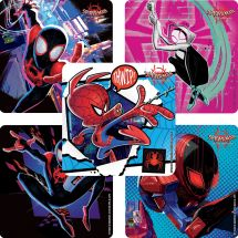 Spider-Man: Into the Spider-Verse Stickers