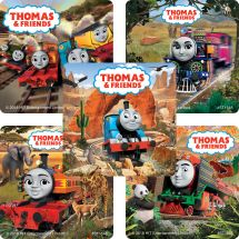 Thomas' Big World Adventure Movie Stickers