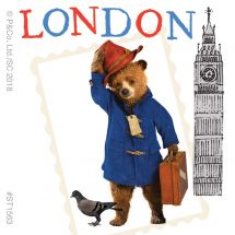 Paddington Bear Stickers