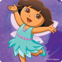 Dora the Explorer Playful Stickers