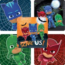 PJ Masks Halloween Stickers