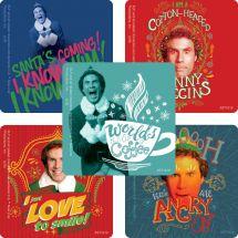 Elf Movie Stickers