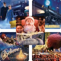 The Polar Express™ Stickers